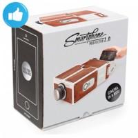 harga Smartphone Projector - Projector Mini - Portable cardboard Tokopedia.com