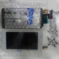 LCD SONY D2403 / XPERIA M2 AQUA FULLSET ORIGINAL