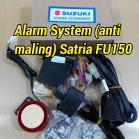 ALARM SYSTEM (ANTI MALING) UNTUK SATRIA FU150