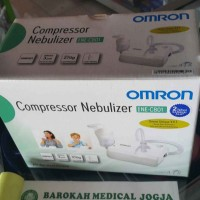 Omron CompAir Nebulizer System NE-C801