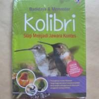 harga Budidaya & Memaster Burung Kolibri Tokopedia.com
