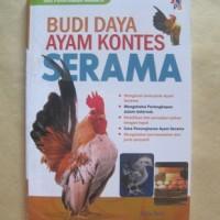 Budidaya Ayam Kontes Serama