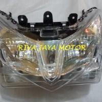 REFLEKTOR / LAMPU DEPAN HEADLAMP VARIO TECHNO PGM FI 125 GERONIMO