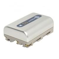 Baterai Kamera Sony NP-FM30 NP-FM50 NP-FM51 NP-QM50 (OEM) - Silver