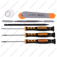 Jakemy 7 In 1 Professional Opening Tools Kit IPhone PC JM-I82 Black