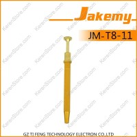 Jakemy Universal Brass Parts Grabber Gripper Tool JM-T8-11 Yellow