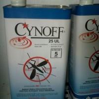 CYNOFF 25 UL ( OBAT FOGGING NYAMUK DBD DAN MALARIA)
