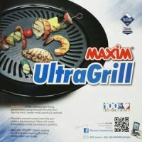 Panggangan Teflon Anti Lengket - MAXIM Ultra Grill - High Quality