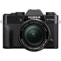 Fujifilm X-T10 Kit XF18-55mm (Black) PT. Fujifilm Indonesia