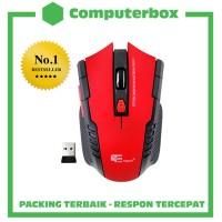 Jual Mouse Gaming Wireless W4 Murah
