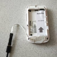 Dummy / Fake Battery / Baterai / Batre Modem Wifi Bolt ZTE MF90