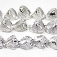 Ring / Cincin / Emban / Cangkang / Ikat / Perak 926 Kodian K282