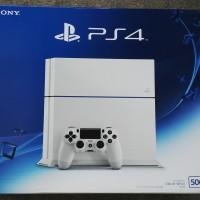 PS 4 / Playstation 4 BNIB GARANSI SONY INDONESIA READY BLACK / WHITE