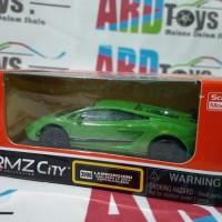 RMZ City Lamborghini Gallardo LP 570-4 Superleggera - Green