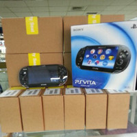 Playstation Vita (PS Vita) Slim Refurbished Ori Japan