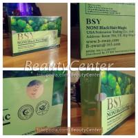 Shampoo BSY Noni Black BPOM / Harga Per Box isi 20 Sachet