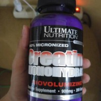 Ultimate Nutrition Creatine Monohydrate 200 capsul