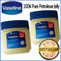Vaseline Pure Petroleum Jelly 60ML / vaseline arab / vaseline