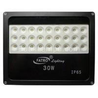 Lampu Led Sorot 30W Outdoor SMD - Flood Light LED Kuning