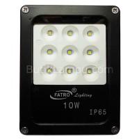 Lampu Led Sorot 10W Outdoor SMD - Flood Light LED Kuning