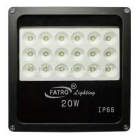 Lampu Led Sorot 20W Outdoor SMD - Flood Light LED Putih