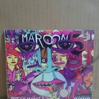 CD ORIGINAL MAROON 5 - OVEREXPOSED