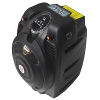 Karaoke Speaker Active Support USB TF MP3 - X6 - Black