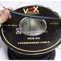 Kabel Speaker Vox Research 15awg