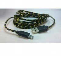 Kabel Data Micro USB 3 Meter, Fast Charging Cable