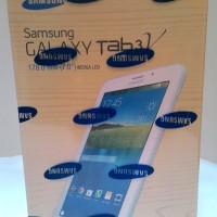 Samsung Galaxy Tab 3 V Ram 1GB Rom 8GB BNIB Garansi Resmi Sein