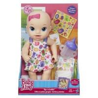 harga Boneka Baby Alive Sips N Cuddles Baju Putih Tokopedia.com