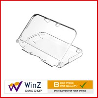 Crystal Case Mika New Nintendo 3DS XL - Bening / Transparant