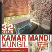 32 Desain Kamar Mandi Mungil