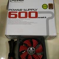 Dazumba 600watt + 80