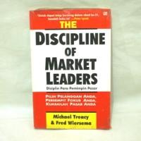 harga Buku The Discipline of Market Leaders. Michael Treacy & Fred Wiersema Tokopedia.com