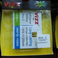 Baterai Vizz Smartfren Andromax-z 3200 Mah