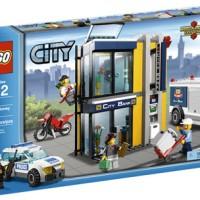 Lego 3661 CITY Bank and Money Transfer