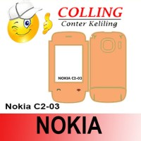 harga Stiker / Garskin Handphone / All Type / Nokia / Nokia C2 03 Tokopedia.com