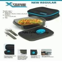 Tupperware X-Treme Meal Box / Lunch Set / Tempat Makan