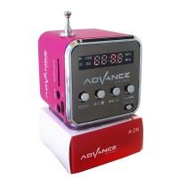 Advance Speaker Portable A-2N - Pink