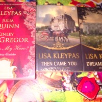 Gamblers Series: Then Came You, Where's My Hero by Lisa Kleypas
