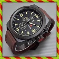 harga Swiss Army 3126 Kulit Coklat | Jam Tangan Pria Rolex Expedition AC SA Tokopedia.com