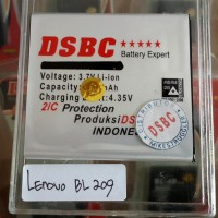 Baterai LENOVO A706 / A516 BL209 BL-209 DSBC