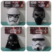 Topeng Starwars Kylo Ren, Darth Vader, Stromtropper, First Order