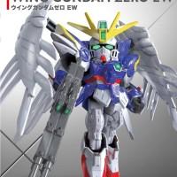 BANDAI SD Ex Standard Wing Gundam Zero EW