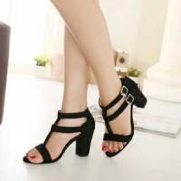 Harga sepatu wanita heels c33   WIKIPRICE INDONESIA