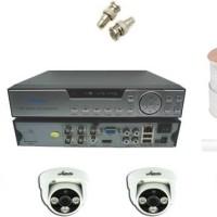 Paket CCTV 4Ch Studio Best Seller