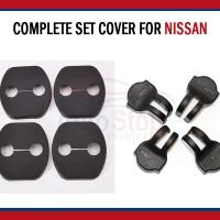 Door Check Arm dan Lock Cover Mobil Nissan X-Trail Livina Juke Komplit