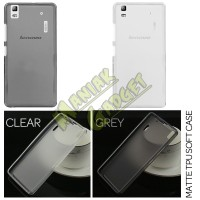 Jual Soft Case Matte TPU Lenovo A7000 Special Edition / K3 Note Murah