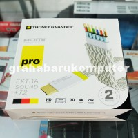 Kabel HDMI v1.4 Thonet Vander Pro Support 3D FullHD 2160p Dolby PS4